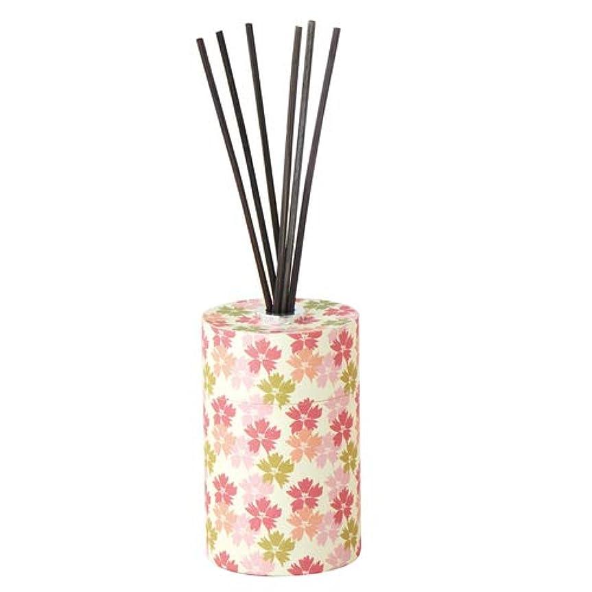 ラップ放射能衰える和遊ディフューザー 桜の香り 1個