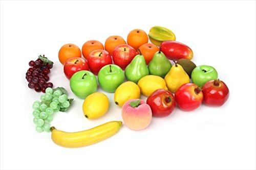 玩具の神様 食品 サンプル どっさり フルーツ 20種類 セット 模型 ディスプレイ おままごと 学...