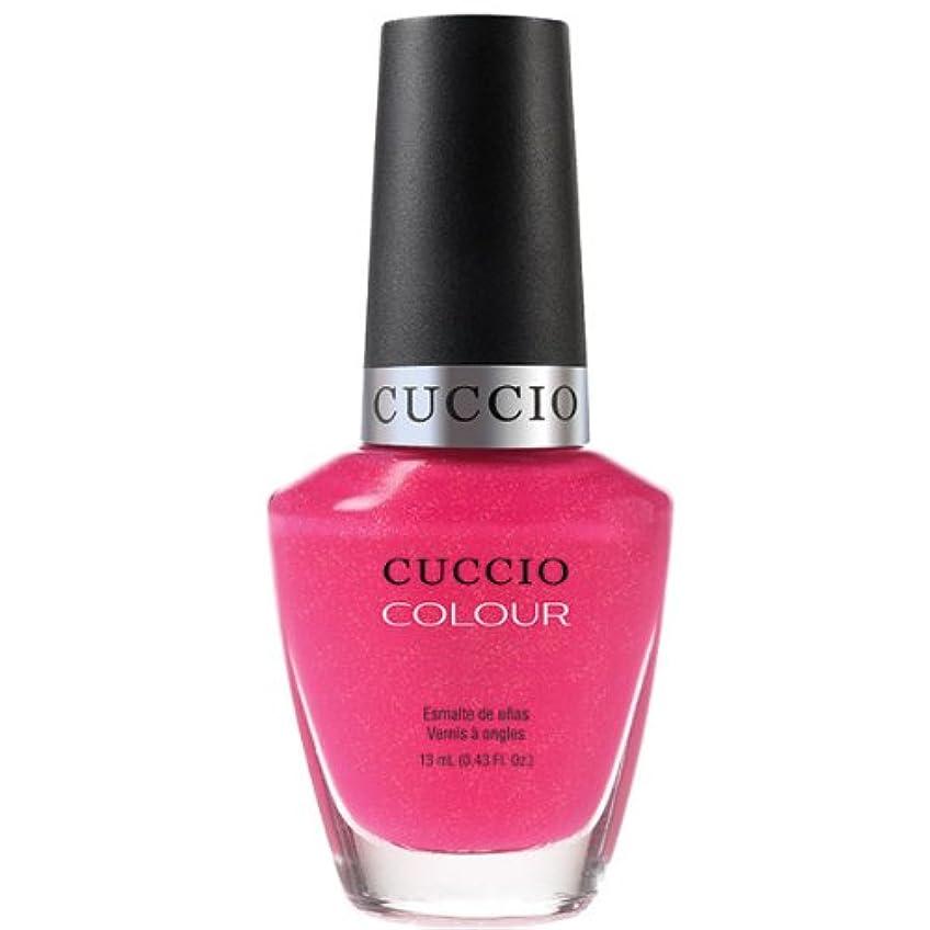 クリスチャン科学者翻訳Cuccio Colour Gloss Lacquer - Totally Tokyo - 0.43oz / 13ml