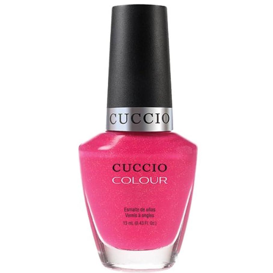上回る泥棒スコアCuccio Colour Gloss Lacquer - Totally Tokyo - 0.43oz / 13ml