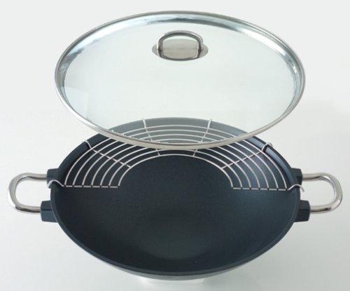 石黒智子のシンプルな台所道具 新・中華鍋 28cm DY-0036