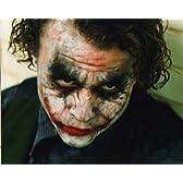 ブロマイド写真★『バットマン ダークナイト』ヒース・レジャー/ジョーカー・超アップ
