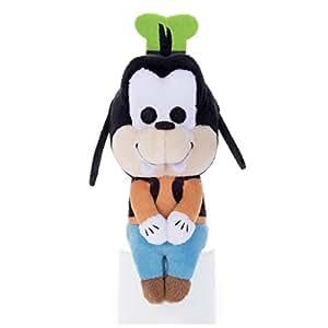 ディズニーキャラクター ちょっこりさん グーフィー ぬいぐるみ 高さ約16cm