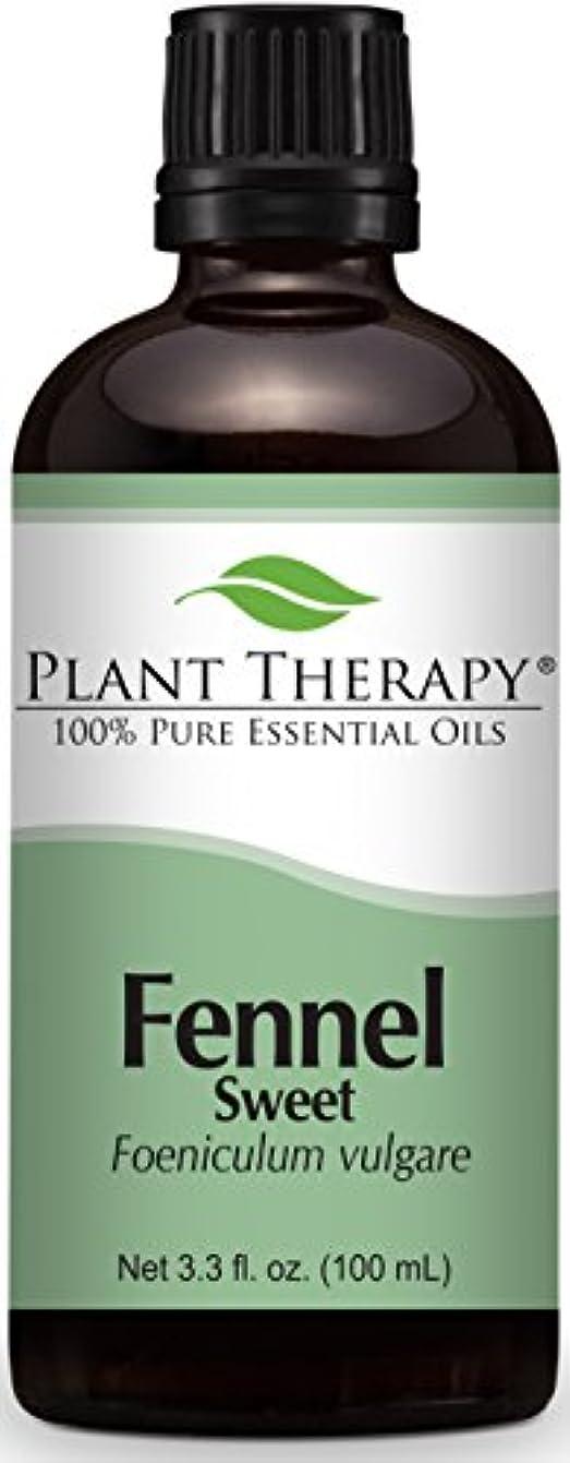 呼吸する修理可能慣性Fennel (sweet) Essential Oil. 100 ml. 100% Pure, Undiluted, Therapeutic Grade.