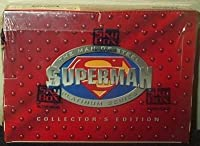 Superman Platinum Series Collector's Trading Card Box -36 Count [並行輸入品]