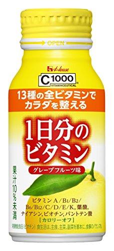 ハウスウェルネスフーズ C1000 1日分のビタミン 190g×30本