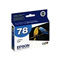 Epsonインクカートリッジシアン–インクジェット–シアン(Catalog Category : supplies-プリンタ)