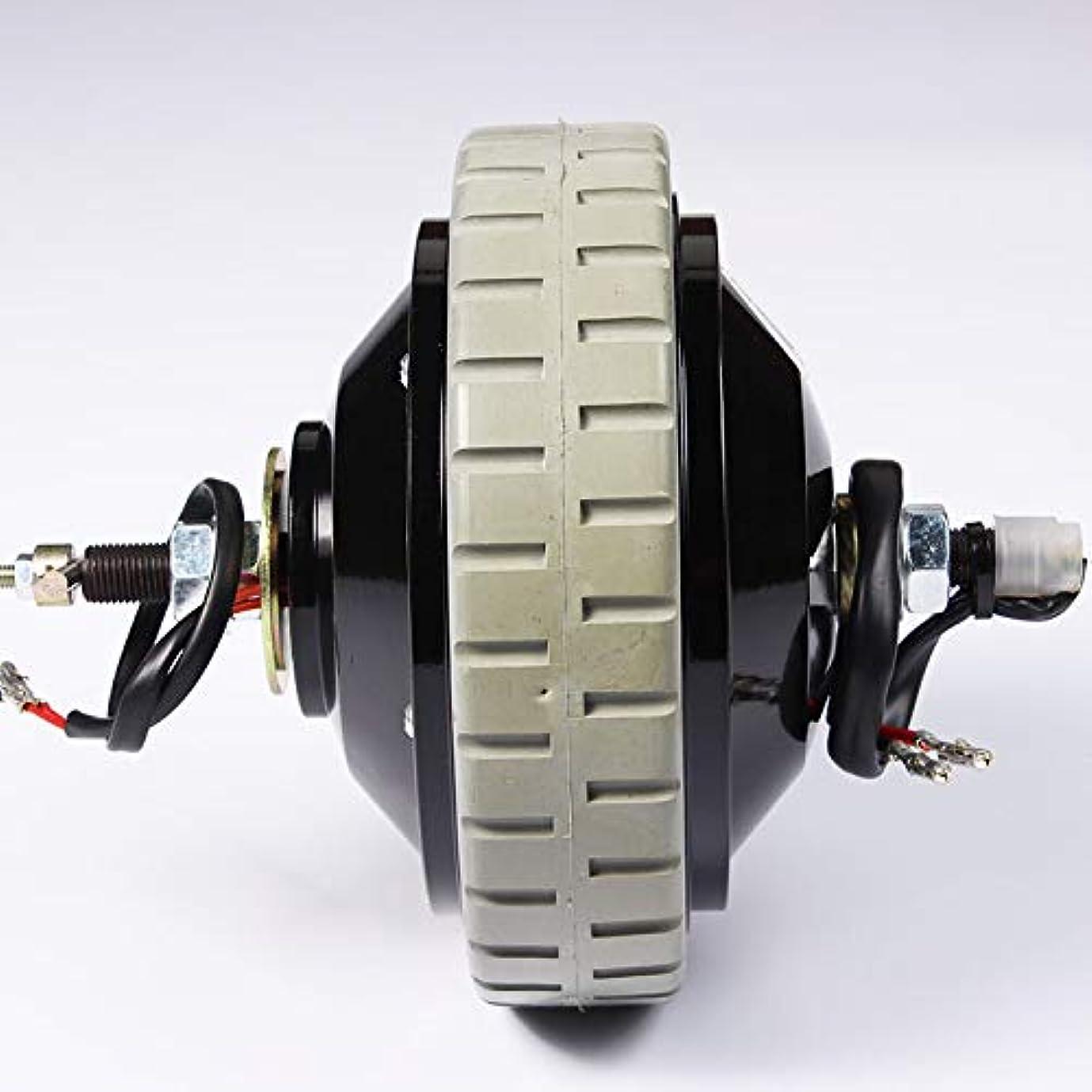 類人猿失速マージ電動ホイールハブモーター、電動自転車モーター、電動自転車モーター、電動ブラシDCハブモーター6インチリムーバブルホイールハブモーター75W DC24V…