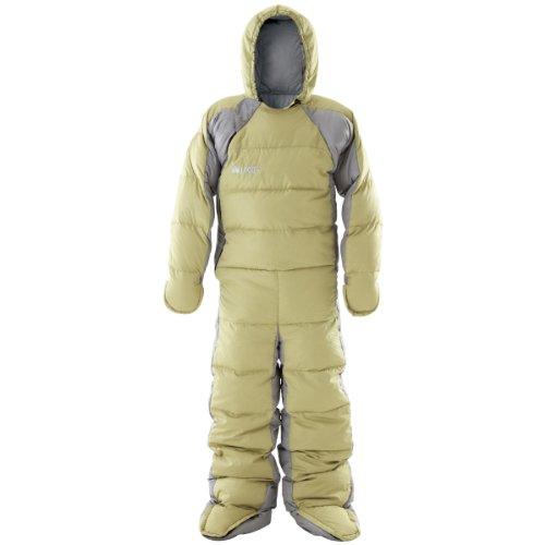 ロゴス 寝袋 ダウンワンピースシュラフ・-6[最低使用温度-6度]