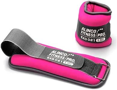 ALINCO(アルインコ) リストアンクルウエイト 2個組 EXG018 EXG021