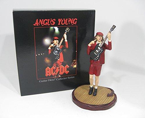 ロックアイコンズ / AC/DC アンガス ヤング (ギターヒーロー スタチュー)