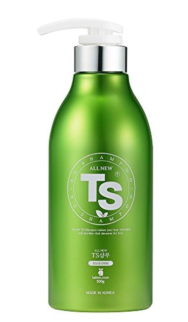 そして簡単なウェーハオールニュー ティーエス シャンプー all new TS Shampoo (500g)