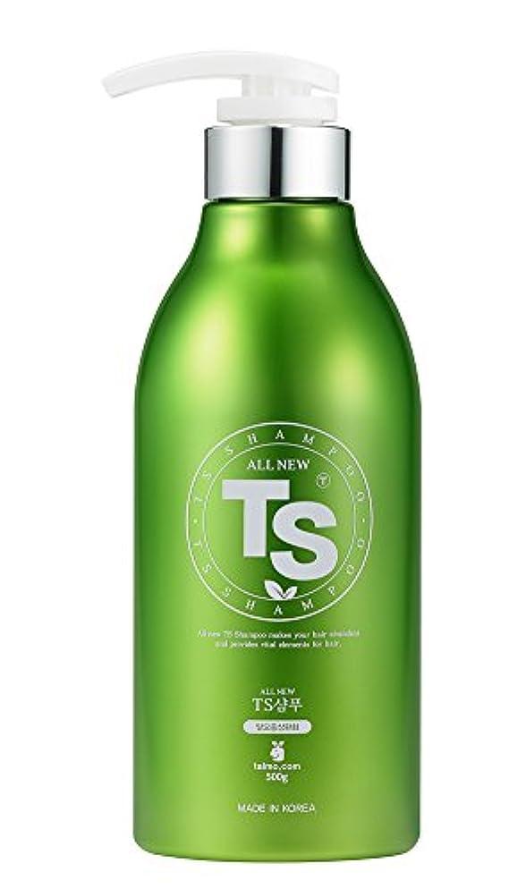 インテリア割り当てる紳士気取りの、きざなオールニュー ティーエス シャンプー all new TS Shampoo (500g)