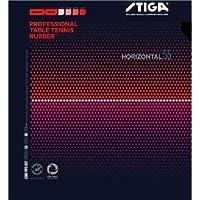 STIGA(スティガ) 粒高ラバー HORIZONTAL 55(ホリゾンタル 55) BLACK 薄