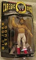 2004WWE WWF Jakks Pacific WrestlingクラシックスーパースターアクションフィギュアビッグJohn Studd by Jireh Publishing [並行輸入品]