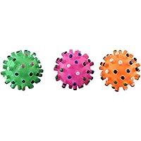 FTXJ ベビーキッズ教育おもちゃ キュートミニペットドッグ用品 ボールおもちゃ キューキューおもちゃ クワッ