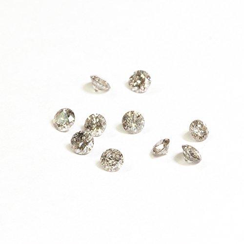 [해외]One &  Only Jewellery 0.1ct G~ H 색상 I 클래스 천연 메레 다이아몬드 루스 4 월 탄생석/One &  Only Jewelery 0.1ct G~ H Color I Class Natural Mail Diamond Ruth April Birthstone