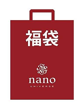 (ナノ・ユニバース)nano・universe/【福袋】メンズ 4点セット/2019年HAPPY BOX M パターン1