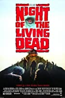 Night of the Living Dead 1990ムービーポスター24x 36