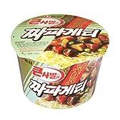 農心 チャパゲティカップラーメン 123g■韓国食品■冷麺/春雨/ラーメン■農心