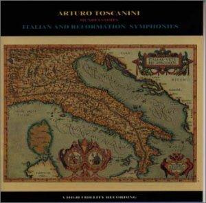 メンデルスゾーン : 交響曲第4番イ長調Op.90「イタリア」
