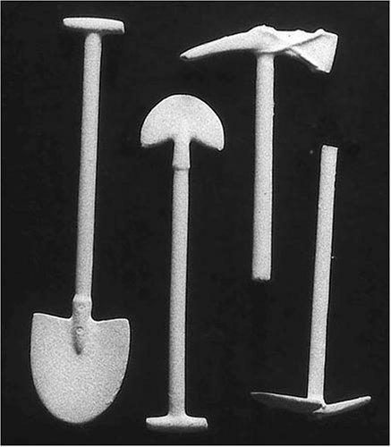 アンドレアミニチュアズ SG-A8 Roman Entrenching Tools
