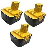 パナソニック EZ9200 EY9200 3セット 互換バッテリー Panasonic 12.0V 3.0AH 3000mAh 松下電工 互換 バッテリー 純正より安い 電動工具