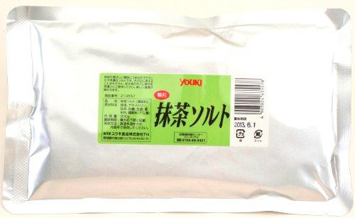 ユウキ 抹茶ソルト 300g