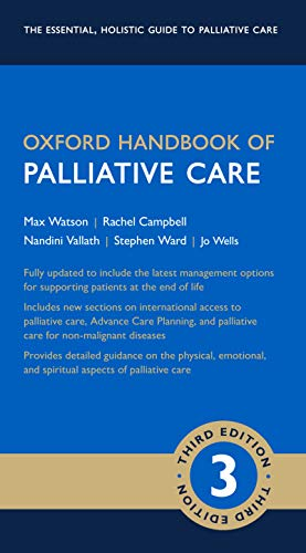 Oxford Handbook of Palliative Care (Oxford Medical Handbooks) (English Edition)