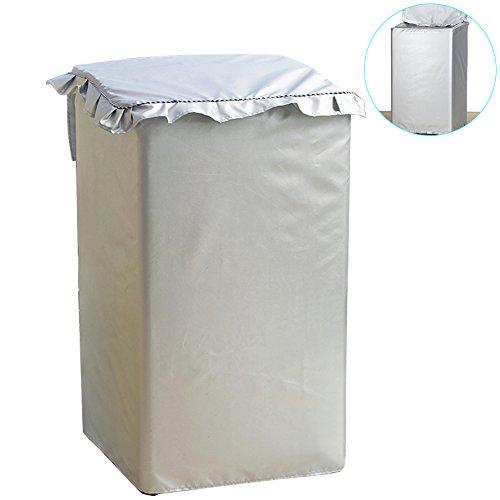 チャミ 洗濯機カバー 全自動式洗濯機 防水 防日焼け 防塵 ...