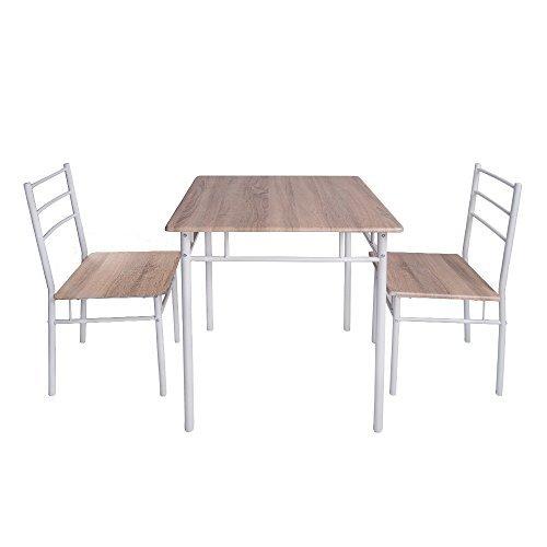 (オーエスジェー) OSJ ダイニングテーブル 3点セット ...