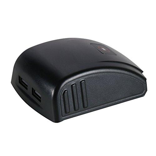 POWERAXIS ボッシュ BOSCH 電動工具バッテリー BAT607 BAT609 USB アダプター