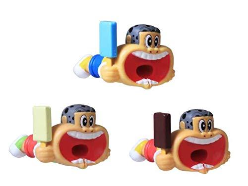 ケーブルバイト CABLE BITE ガリガリ君/ソーダ味・梨味・コーラ味【全3種セット】