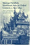 Strange Parallels: Volume 2, Mainland Mirrors: Europe, Japan, China, South Asia, and the Islands: Southeast Asia in Global Context, c.800–1830 (Studies in Comparative World History) (English Edition) 画像