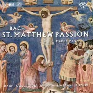 J. S. バッハ:マタイ受難曲(抜粋) [Import](ST.MATTHEW PASSION-Excerpts)