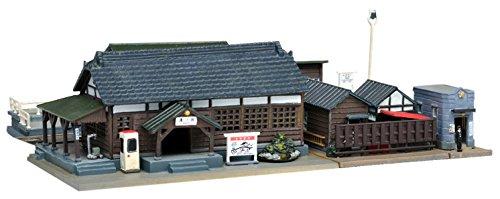トミーテック ジオコレ 建物コレクション 073-3 駅前セット3 ジオラマ用品