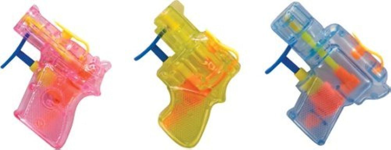 3 Pack Schylling Mini Squirt Guns Assorted Colors [並行輸入品]