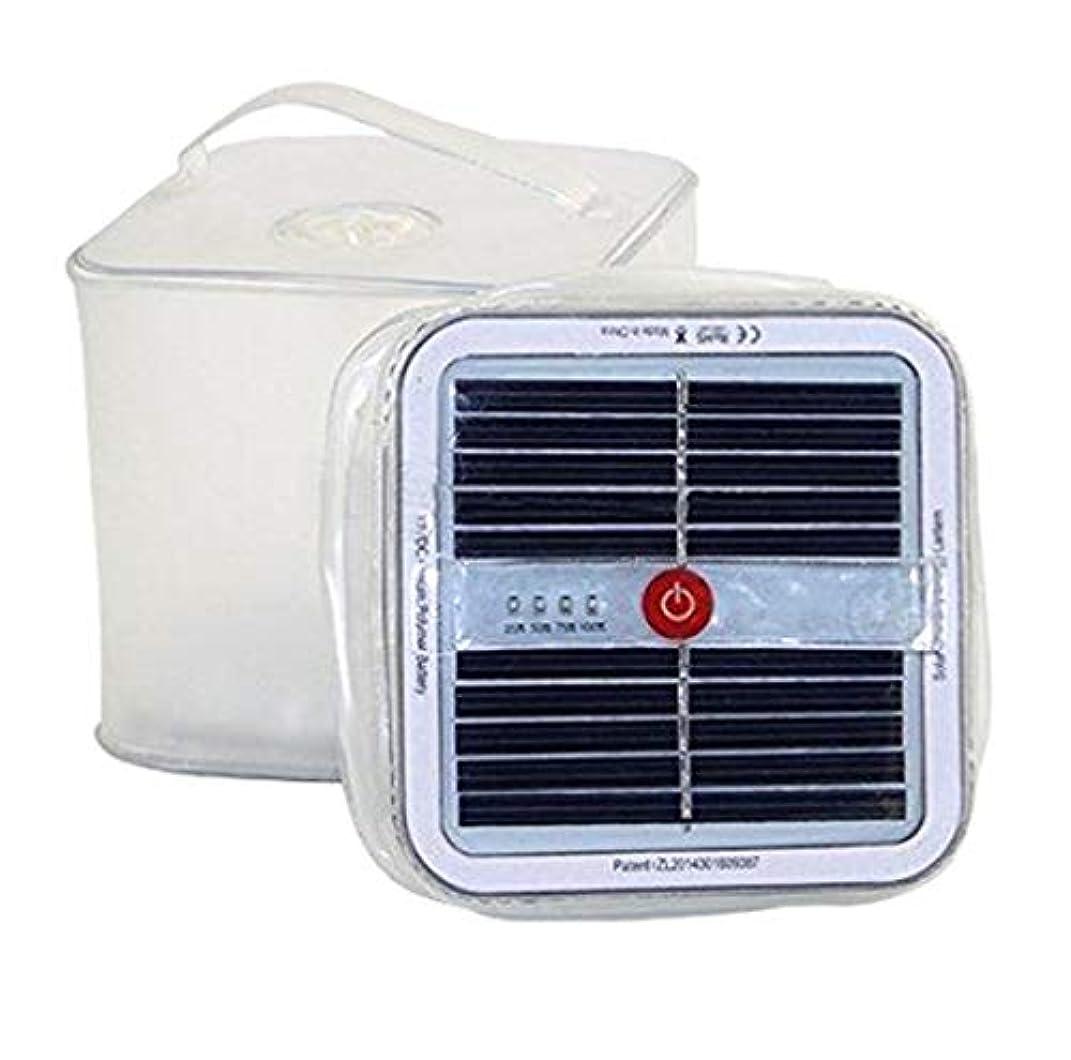 暖かく直立マージンリタプロショップ? 折りたたみ式 キューブ型 ソーラー LED ランタン 簡易防水 アウトドア キャンプ ソーラーライト