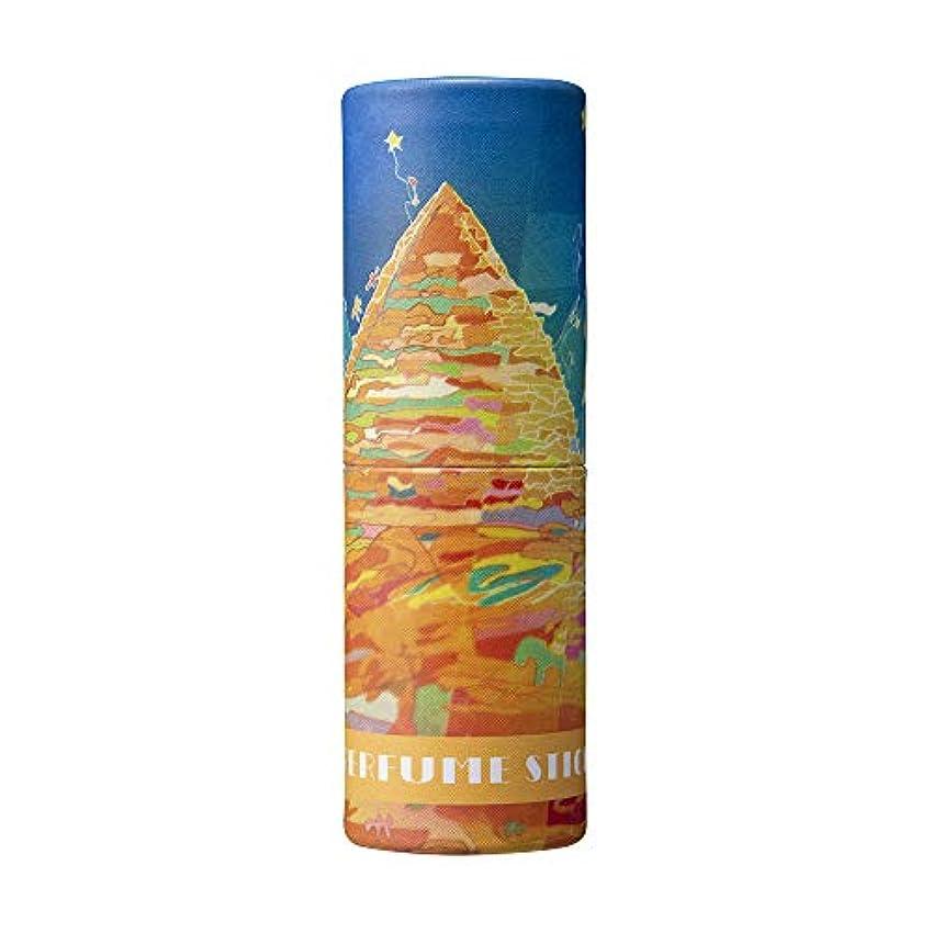 差別的バングマーチャンダイジングパフュームスティック チアー シトラス&シャボンの香り 世界遺産デザイン 5g