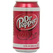Dr Pepper ドクターペッパー 355ml×24缶入 [並行輸入品]