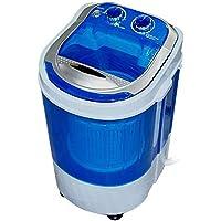 三金 洗濯機 ブルー 幅32×奥行50×高さ33cm