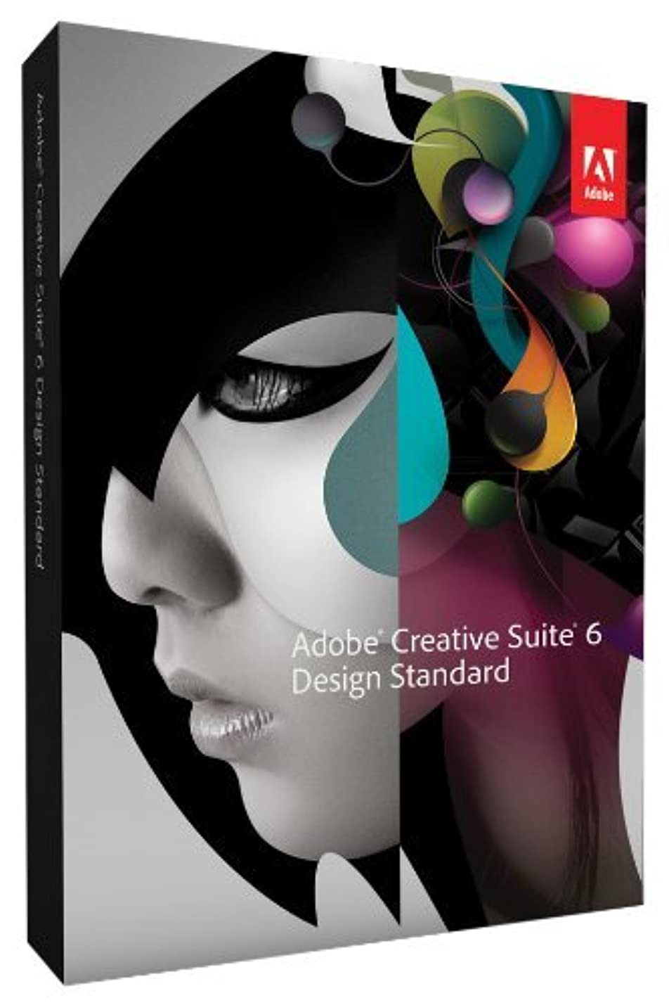 グローブダーツ一般化するAdobe Creative Suite 6 Design Standard 英語版【Windows】