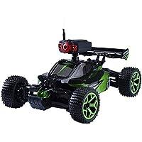 Inkach リモコンカー 0.3MPカメラ付きRCカー 高速オフロードトラック 電動レーシングカー 充電式バッテリー付き