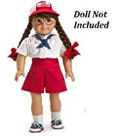 American Girl Molly's Camp Gowonagin Outfit Uniform Set for Doll