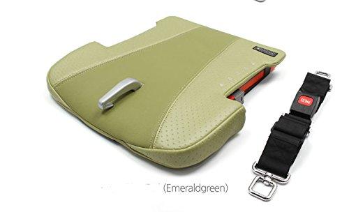 最高級、マタニティベルトマタニティ用シートベルト補助具、妊婦安全ベルト、camebrown色