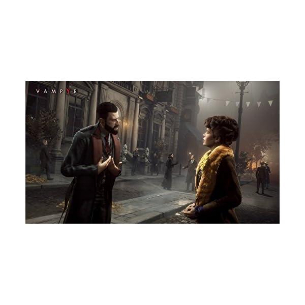 Vampyr (輸入版:北米) - XboxOneの紹介画像7