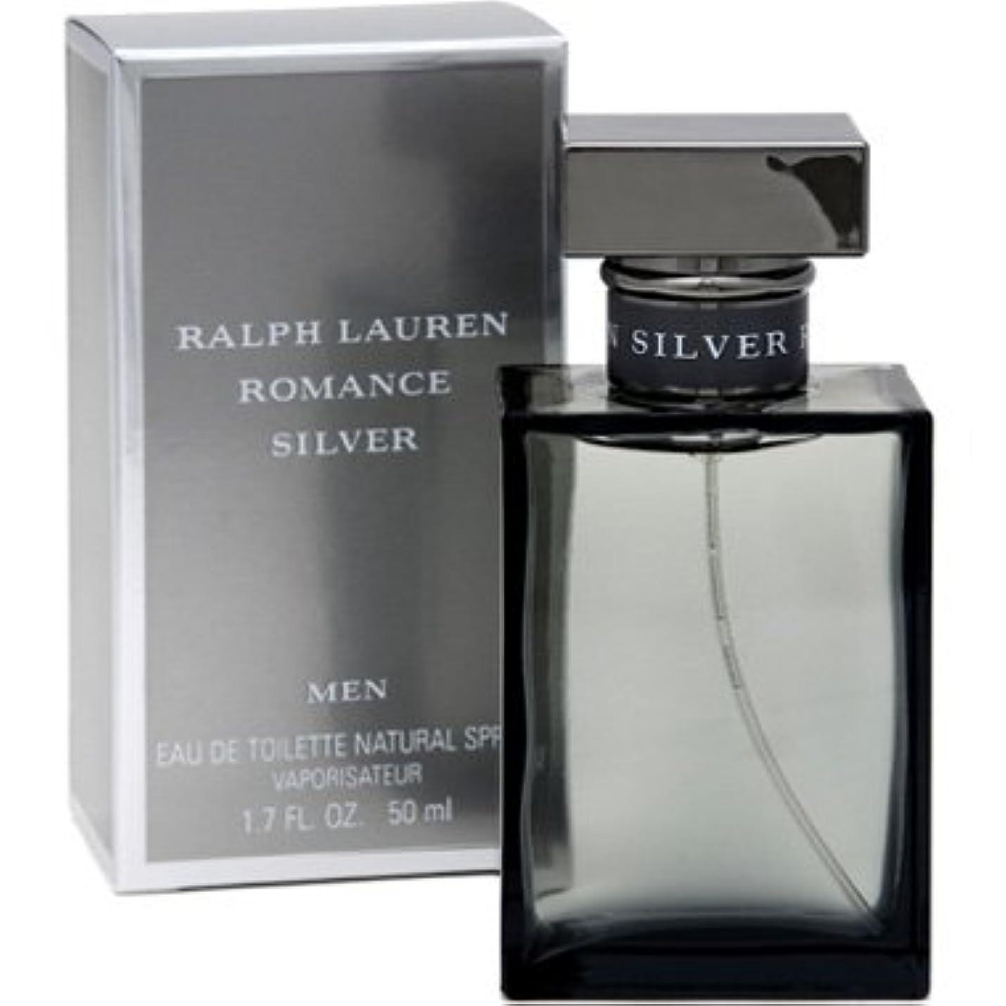 動かない組アセラルフローレン(Ralph Lauren) ロマンス メン シルバー(50ml)EDT/SP[並行輸入品]