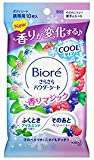 Amazon.co.jp花王 ビオレ さらさらパウダーシート アイスミントtoベリーの香り 携帯用 10枚