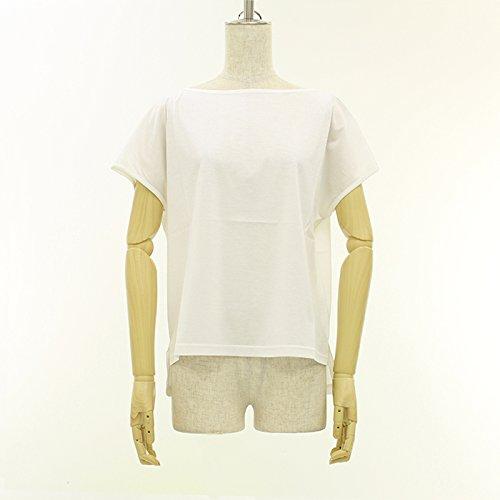 (ジミー タヴァニティ) JIMMY TAVERNITI ボートネックTシャツ [81151049] WHT S
