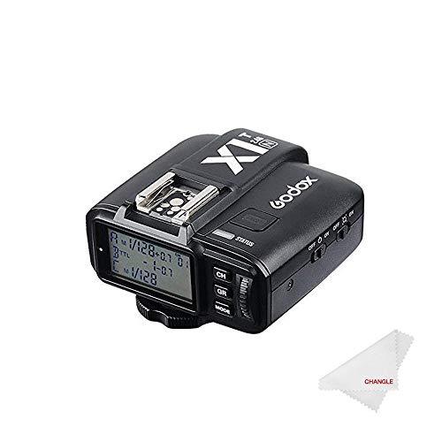 【電波法認証取得】Godox X1T-C TTL Wireless Remote Flash Trigger for Canon ワイヤレスカメラリモコント...